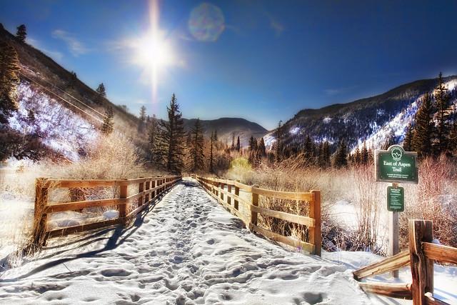 East of Aspen Trail, Aspen, CO