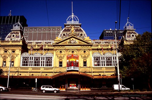 Princess Theatre, Melbourne | by Adam Dimech