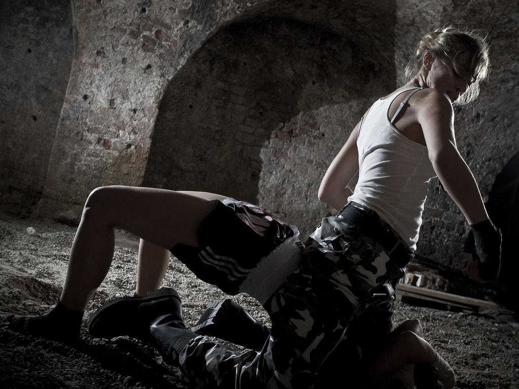 Sieviešu Mixed Martial Arts
