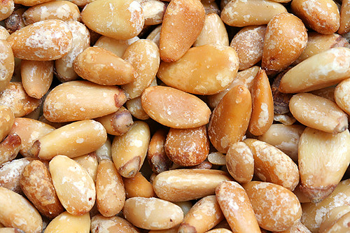 pine nuts | by David Lebovitz