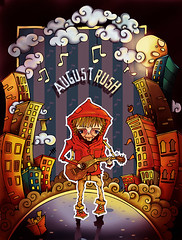 AUGUST RUSH | by [ MITCH ALMONACID * i * ]
