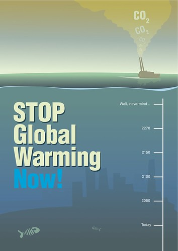 Global Warming Awareness Poster | by spudfx