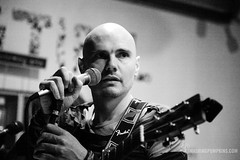 Billy Corgan on the mic | by pumpkinsmediamilitia
