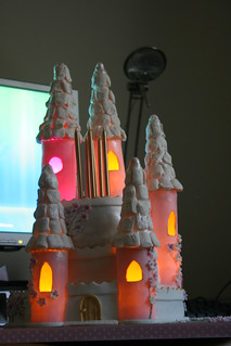 Fairy Castle Cake | by cmlcampbell