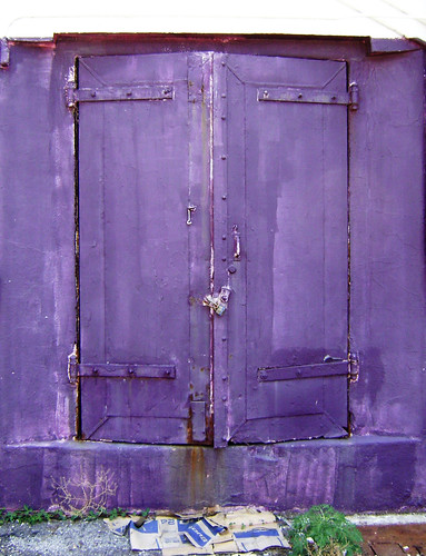Purple Door, Galveston, Texas 0919091314 | by Patrick Feller