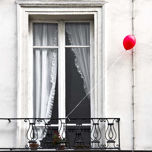 Le ballon rouge | by Gerard Hermand