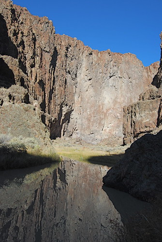 Thousand Creek Gorge | by Nevada Magazine