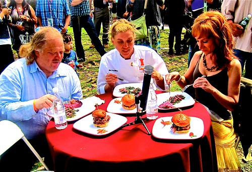 Judging chefs cookoff | by jayweston@sbcglobal.net