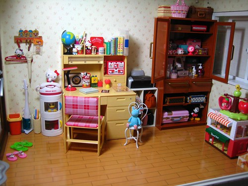 Re-Ment Dollhouse - Y's Room 2 | by Spunky Grind