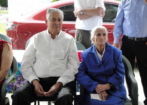 Papá Chepe and his older sister, tía Antonia