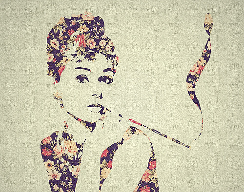 audrey | by deadpoets ☽✩