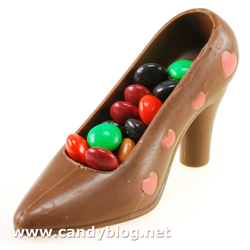 Galerie Decorated Chocolate Shoe | by cybele-