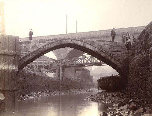 051004:Glasshouse Bridges Byker 1908