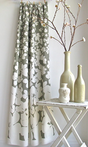 "Kristopher K - Fabrics ""52"" x Magnolia Little Gem - Sage"" 