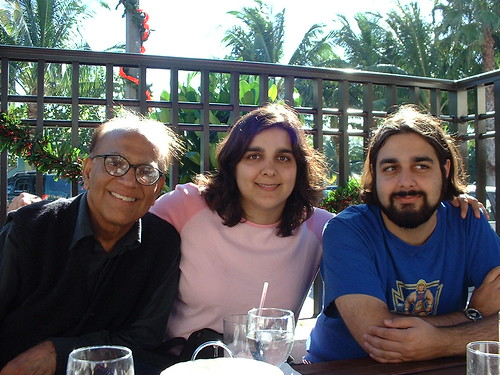 Alann, Cris, and Mr. Shaikh | by On Being