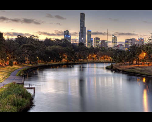 Yarra RIver | by WilliamBullimore