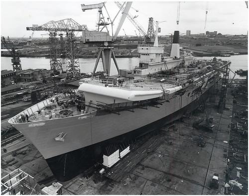 HMS Ark Royal - 6th May 1981 | by Tyne & Wear Archives & Museums