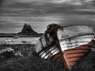 The Boat & The Castle | by RD Crisp Photography