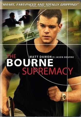 Bourne Supremacy, The | by Electronic Moon