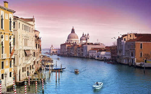 Veni Vici Venice Wallpaper | by Dominic Kamp