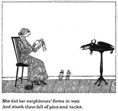 Edward Gorey (1925-2000) American Illustrator | by lilikk