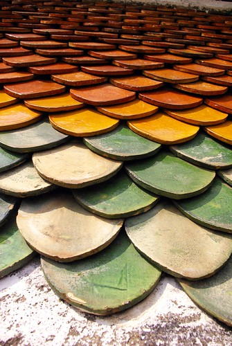 Roof Tiles | by The Hungry Cyclist