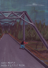 a little push | by Brecht Vandenbroucke *