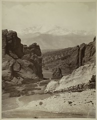 Pike's Peak From the Garden of the Gods | by George Eastman House