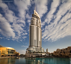 The Address Downtown Burj Dubai | by Michael R. Cruz