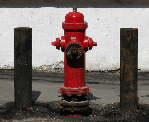 Borne-fontaine / Fire Hydrant | Location : Quebec City (QC ...