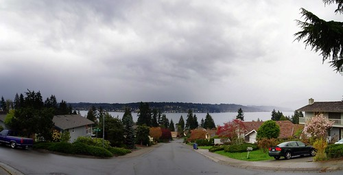 Lake Sammamish Panorama (CC) | by KurtClark