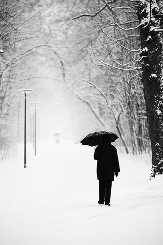 walk alone | by JustPhotographing (offline)