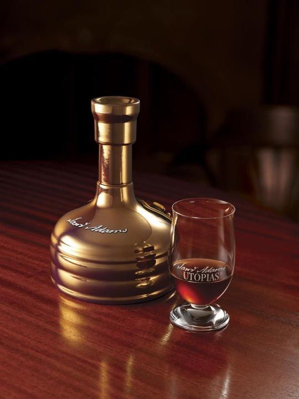 A press shot of the Utopias