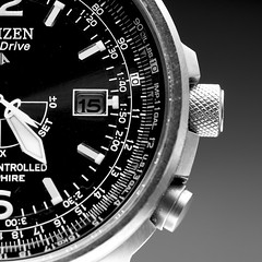 Citizen Eco-Drive wrist watch | by n.zeissig