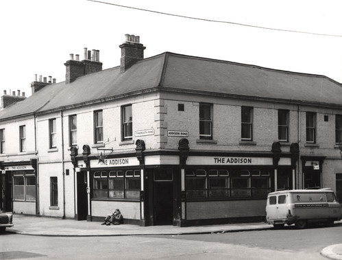 030449:The Addison Tynemouth Road/Addison Road1966