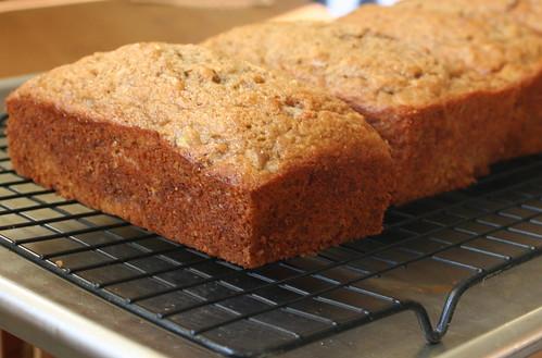 Walnut-Bourbon Banana Bread | Flickr - Photo Sharing!