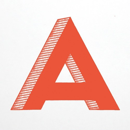 Favorite Found Letter Project On Typography Served Des