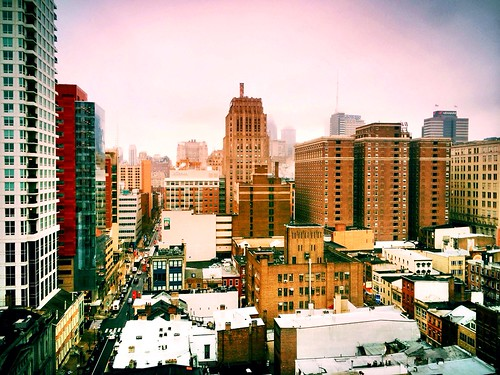 Center City View, Philadelphia