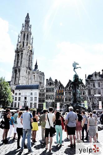 Yelp Elite Wandeling Antwerpen met Stadsgids Tanguy Ottome u2026   Flickr