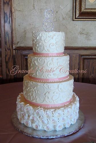 Elegant Wedding Cake Designs