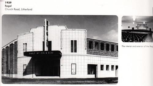 Cinemas - Litherland - Regal