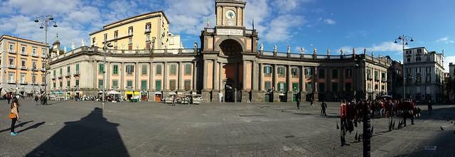 """Convitto Nazionale """"Vittorio Emanuele"""" - Piazza Dante - Napoli, Italy"""