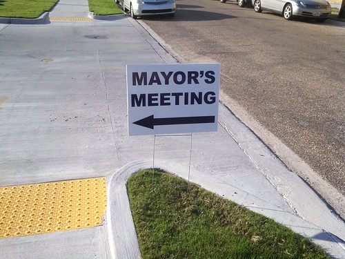 Mayor's Meeting