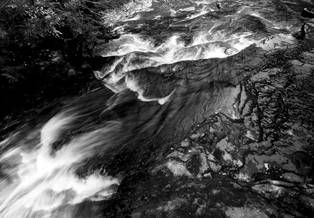 Flowing Underneath