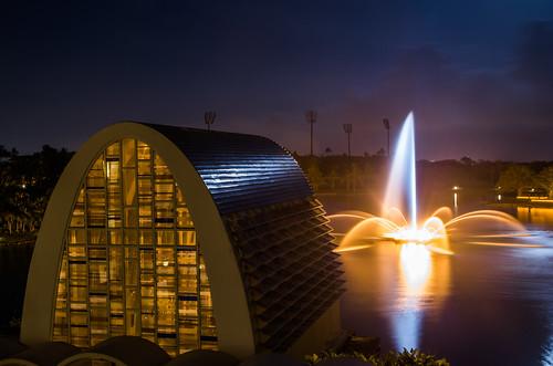レオパレスリゾートからの風景1