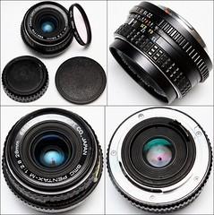 SMC Pentax M 28mm 1:2.8