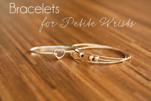 Cute Amp Little Blog Bracelets For Petite Wrists Dainty
