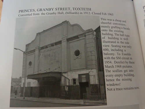 Cinemas - Toxteth - Granby