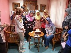 Birthday Puan Asiah 2012