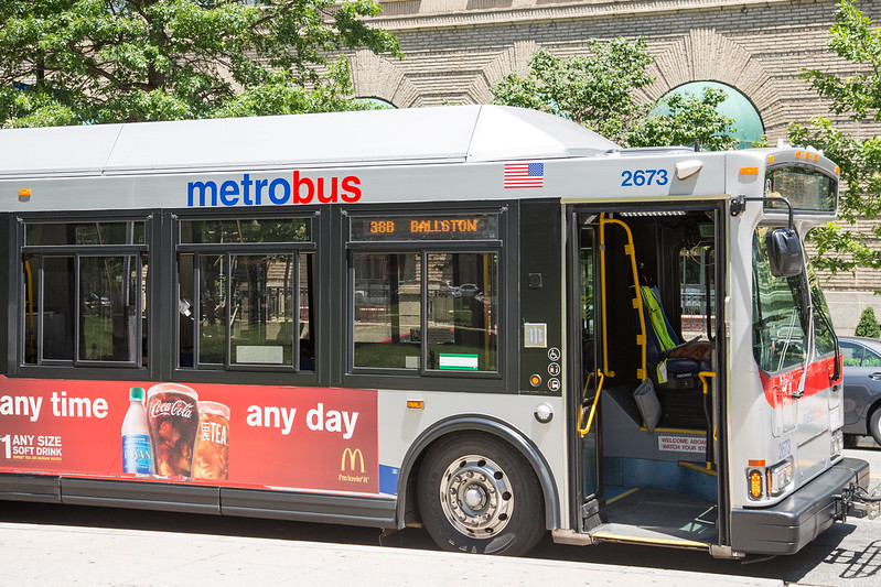 Metro Bus DC, photo: Tony Webster, CC